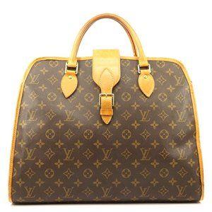 Auth Louis Vuitton Rivoli Bag Briefcase #903L26